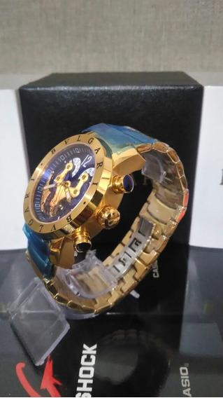 Relógio Bvlgari Venom Automatico - Sd38sl2161