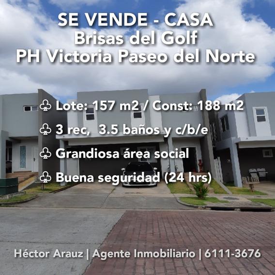 Casa Brisas Del Golf - Paseo Del Norte / Ph Victoria