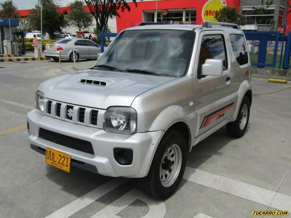 Suzuki Jimny 4x4 1300cc 3p Mt Aa Dh Fe