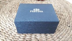 Estojo Do Relógio Festina. Só O Estojo, 100% Original.