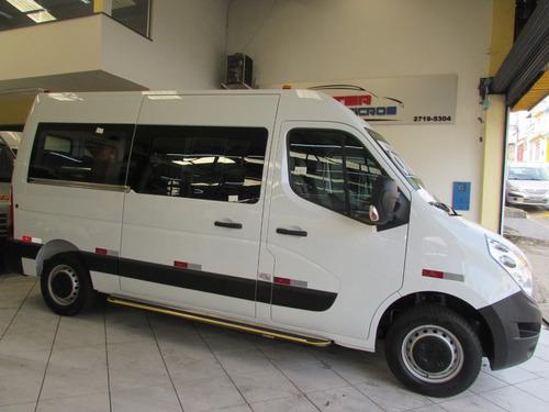 Master Executiva Renault Bancada Individual L2h2