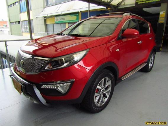 Kia New Sportage Lx 2.0 Tal Mt 4×2