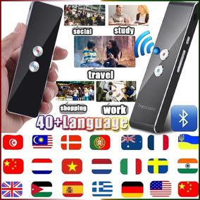 T8 Inteligente Língua Translator Tradutor De Voz Em Multi Lí