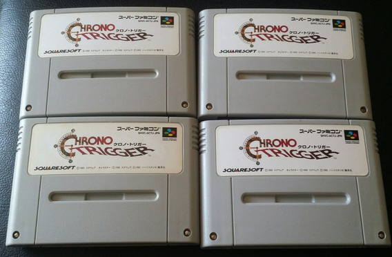 Cartucho Original Chrono Trigger Super Famicom/ Snes