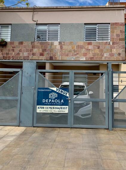 Venta Florida M Vicente Lopez Duplex 4 Amb 3 Dorm Cochera