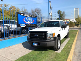 Ford F-150 3.7 Xl Cabina Y Media 4x2 2014