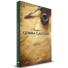 Santa Gemma Galgani - Diario - Editora Paulus