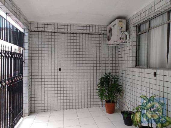 Casa Com 2 Dormitórios À Venda, 68 M² Por R$ 370.000,00 - Vila São Jorge - São Vicente/sp - Ca1100