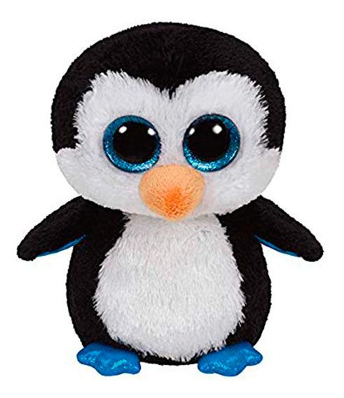 Peluches Ty Grandes Pingüino Grande
