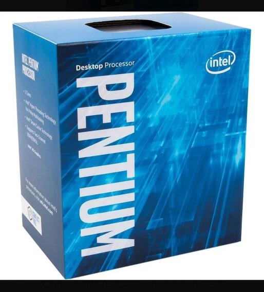 Pentium G4560 - Intel