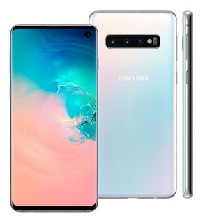 Celular Samsung Galaxy S10 G973f 128gb 16mp Branco