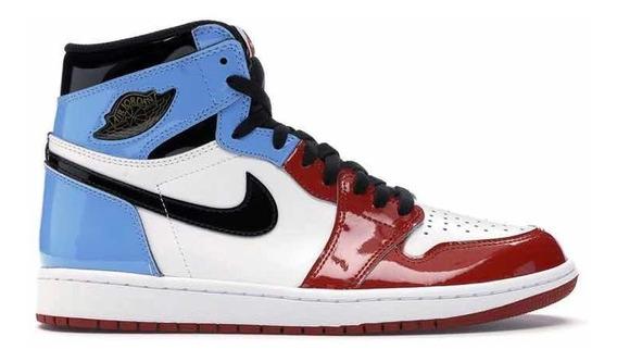 Sneakers Original Jordan 1 Retro High Fearless Unc Chicago