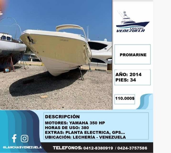 Lancha Promarine 34 Lv63
