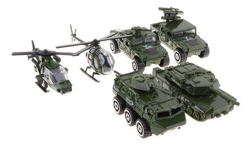 Imagen 1 de 12 de Vehículos Militares Fundidos A Troquel De Juguete Regalo De