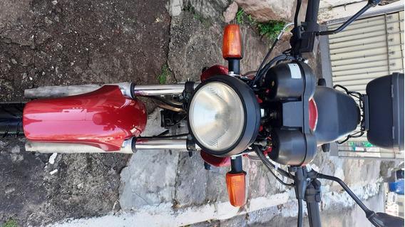 Honda Cbx 200 Em Ótimas Condições, Pegar E Andar.