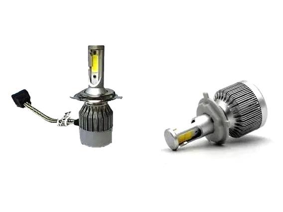 Lampada Farol Led Xtz 250 Lander 6000k 7200 Lumens