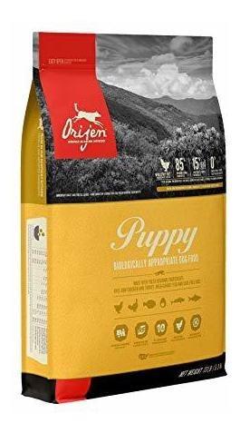Imagen 1 de 12 de Orijen Seco Del Alimento De Perro, Cachorro, Biológicamente