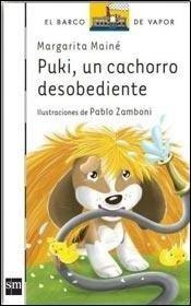 Puky Un Cachorro Desobediente
