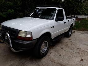 Ford Ranger 2.5 Xl Cab. Regular 4x4 2p Super Econômica 13 Km