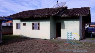 Casa - Padrão, Para Venda Em Schroeder/sc - V447