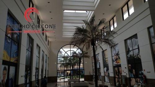 Imagem 1 de 5 de Sala Comercial Bem Localizado No Bairro Santa Paula - V-4756