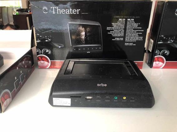 Monitor Lcd 7 Acoplavel Omc X7d Marca Orbe