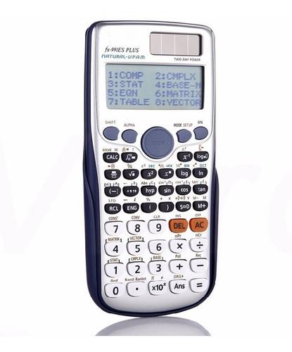 Calculadora Cientifica Fx-991 Es Plus Casio Original