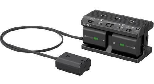 Kit Adaptador Sony Npa-mqz1k De Múltiplas Baterias