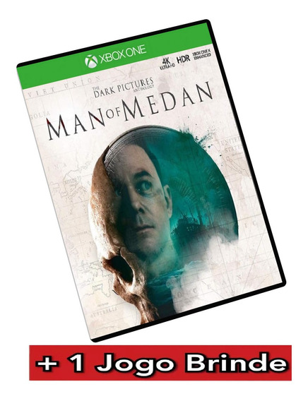 Man Of Medan The Dark Pictures Anthology Xbox One + Brinde