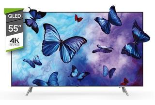 Smart Tv Samsung 55 Qled 4k Ultra Hd Qhdr Qn55q60ragczb Lh