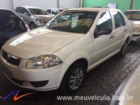 Fiat Siena El 1.0 2013 Branco