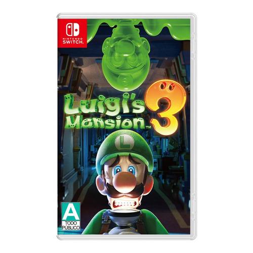 Imagen 1 de 4 de Luigi's Mansion 3