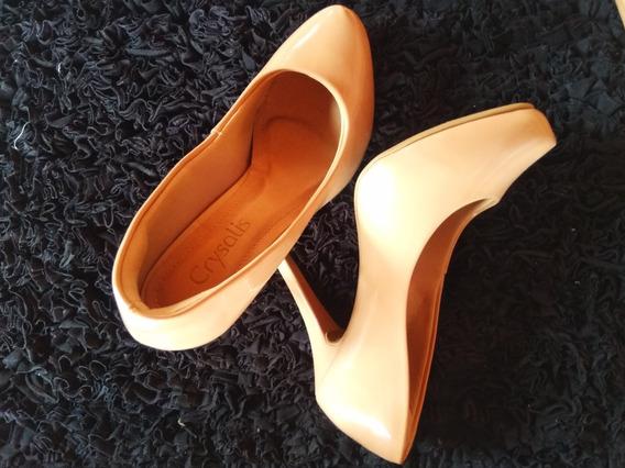 Sapato Verniz Usado