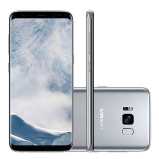 Smartphone Samsung Galaxy S8 64gb Tela 5.8 Polegadas Android