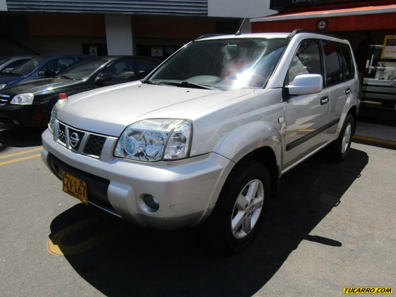 Nissan X-trail Classic 2.5 Mt 4x4