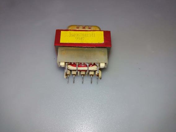 Transformador Da Placa De Microondas 461967841341 127v