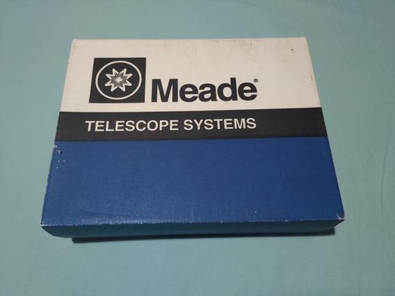 Caixa Vazia De Oculares Meade - Telescópio