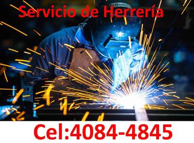 Servicio De Herreria,pintura,plomeria Bombas De Agua Etc
