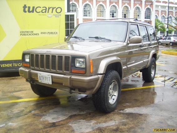 Jeep Cherokee Classic