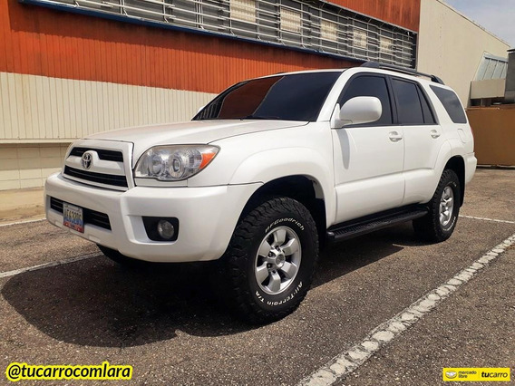 Toyota 4unner Limited 4x4 Automático
