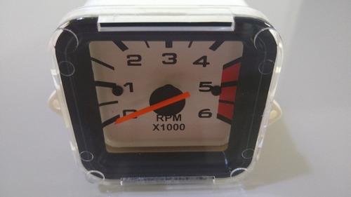 Imagem 1 de 6 de Relógio Rpm Contagiros Modelo Vdo Fusca Itamar Série Ouro