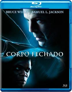 Corpo Fechado - Blu-ray
