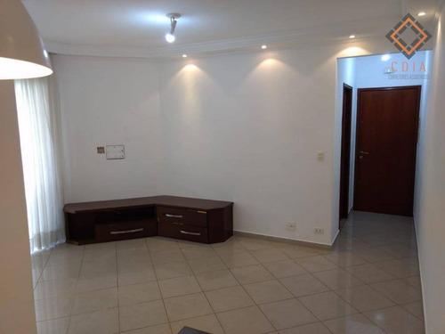 Apartamento Com 2 Dormitórios À Venda, 64 M² Por R$ 318.000,00 - Vila Mangalot - São Paulo/sp - Ap42141