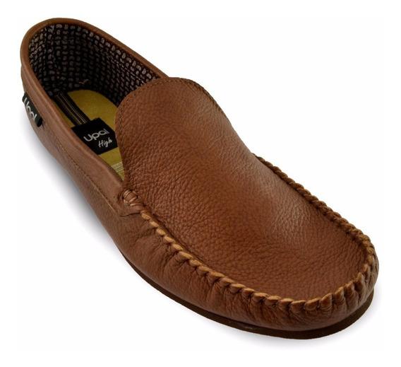 Zapatos Mocasines Niños Upa! High Piel Unisex Envió Gratis
