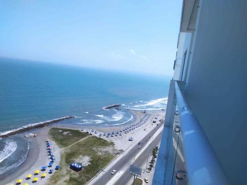 Imagen 1 de 11 de Apto Hermosa Vista Al Mar