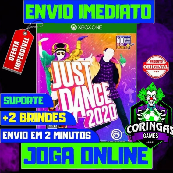 Just Dance 2020 Xbox One Mídia Digital + 2 Brindes