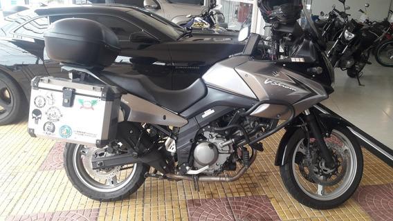 Suzuki V Strom 650 2011 Equipada Impecavel
