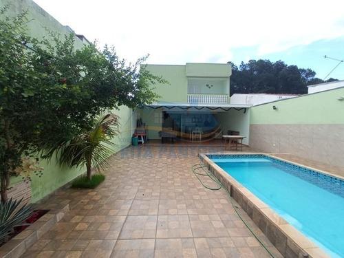 Casa, Parque Dos Pinus, Ribeirão Preto - Al1015-v