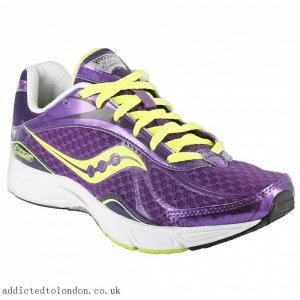 Zapato Correr Dama Saucony Grid Fastwicth 5 10102-4