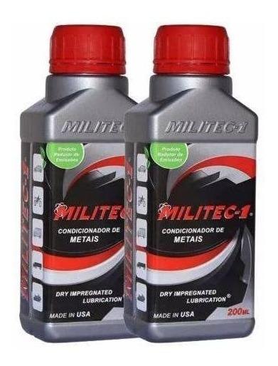 2 Unidades Militec-1 Original
